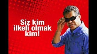 Süleyman Özışık : Siz kim, ilkeli olmak kim!