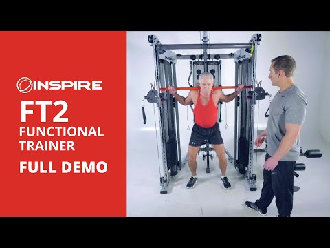 Inspire Fitness FT2 Functional Trainer Presentation