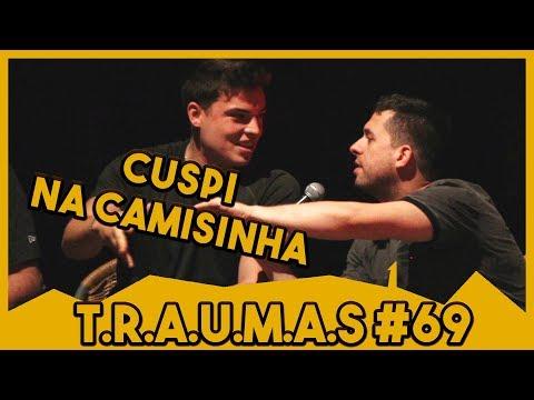 T.R.A.U.M.A.S. #81 - DEI UMA CABEÇADA NELA (São Carlos, SP) Vídeos de zueiras e brincadeiras: zuera, video clips, brincadeiras, pegadinhas, lançamentos, vídeos, sustos