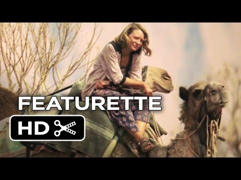 Tracks Featurette - An Extraordinary Odyssey (2014) - Mia Wasikowska, Adam Driver Movie HD