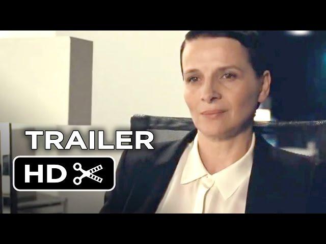 Clouds of Sils Maria Official Trailer #2 - Juliette Binoche, Kristen Stewart Drama HD