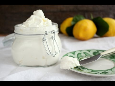 Сыр Маскарпоне. #ДомашнийСыр. Как приготовить #Маскарпоне в домашних условиях для #тирамису