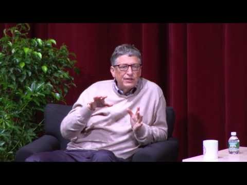 A Conversation with Bill Gates: Considering the Future of Higher Education