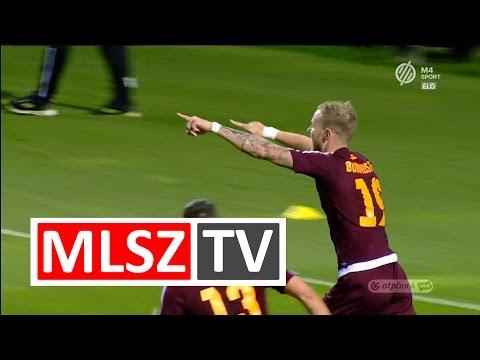 2017.04.22. | Vasas FC - Budapest Honvéd | 1-0 (1-0) - kattintson a lejátszáshoz!