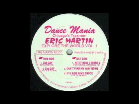 Eric Martin - Hit How U Want 2 [1996]
