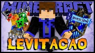 Levitação - Escola de Bruxos #04 (Minecraft)