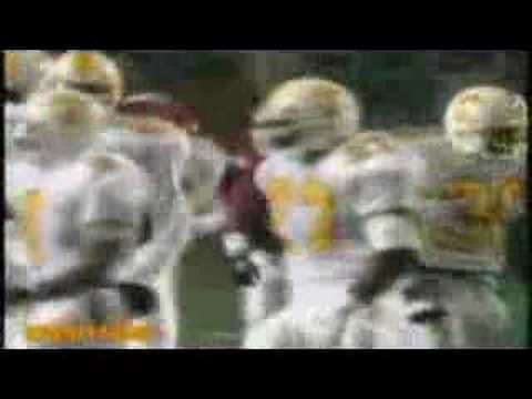Tennessee Vols (Linebackers) Video