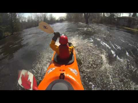 Jackson Kayak Duo Kids Instruction