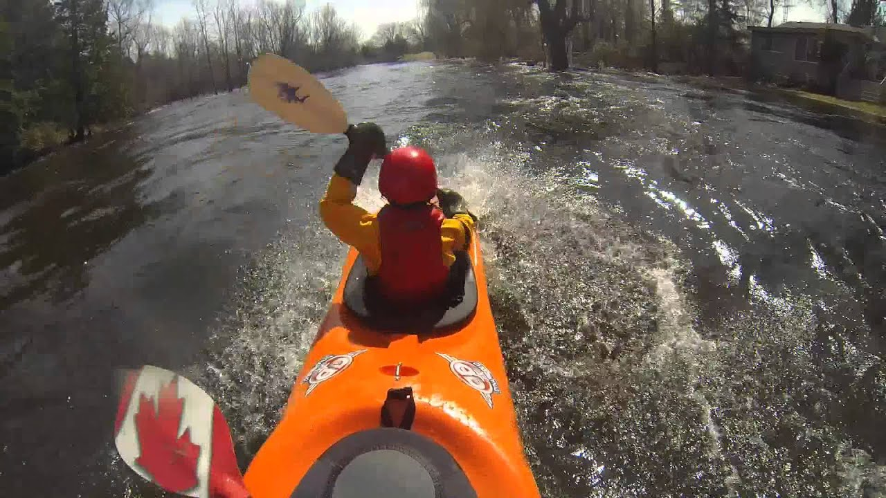 Jackson Kayak Duo Kids Instruction