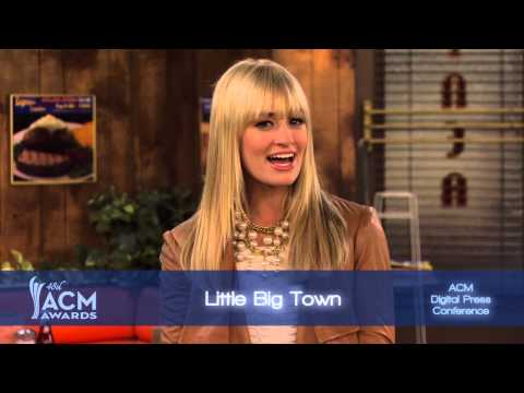 2013 ACM Awards Vocal Group of the Year Nominees Presented by Beth Behrs