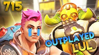 BEST Orisa Outplay!! | Overwatch Daily Moments Ep.715 (Funny and Random Moments)