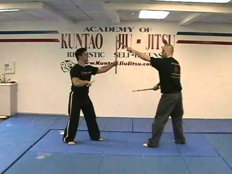 Kuntao Jiu-Jitsu Instructional Training Videos: Arnis Flowing Drills Image 1
