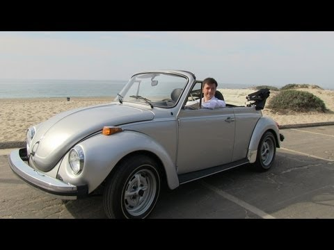 Classics Revealed: The Original Volkswagen Beetle Convertible