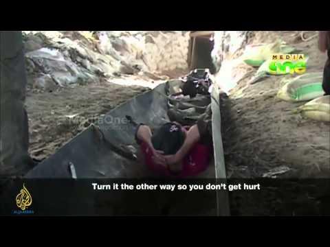 Al jazeera Documentary about gaza tunnels