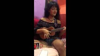 Oporadhi | অপরাধী | Arman Alif | Cover By Biswajeeta Deb | Female Version