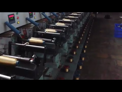 Pineapple Jari Conning Machine by Shyama Textile Engineers, Surat