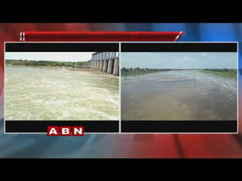 10 Babli Dam Gates Opened According to Supreme Court's Instructions | Maharastra | ABN Telugu