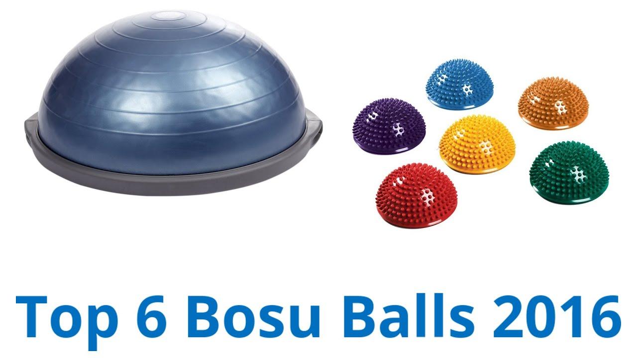 6 Best Bosu Balls 2016