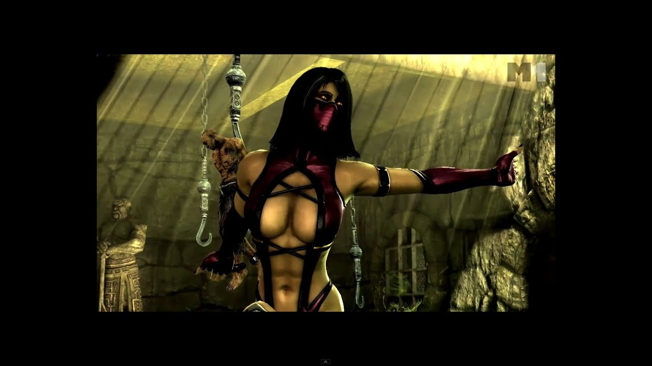 Mortal kombat komplete edition nude kita sexy photo