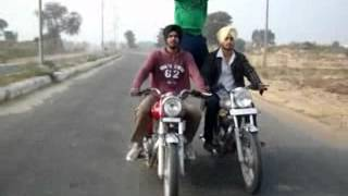 Raula Pai Gaya - Learn Best Dastar - Pagg Training - Tying Turban - Bullet Stunts - punjabiturban.com