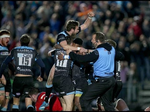 Glasgow Warriors v Munster - Full Time Round Up 16th May 2014
