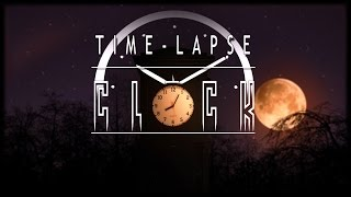 Time-lapse Clock