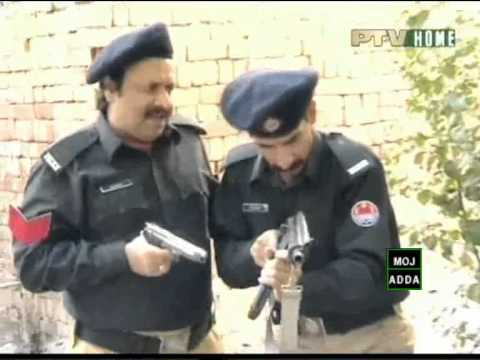 Ptv Drama Comedy Double Sawari 15-15 Iftikhar Thakur video