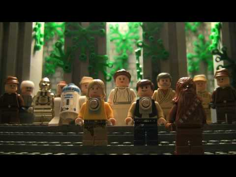 The Fastest and Funniest LEGO Star Wars story ever told Video