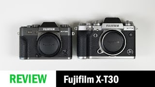 The New Fujifilm X-T30