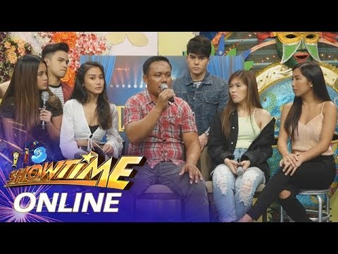It's Showtime Online: Allan Aniñon shares his artistic job
