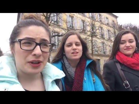 Paris Day 3: London Vlogs #9