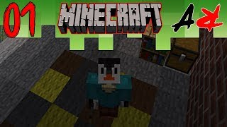 Minecraft - Ep1 - Im A Penguin!! (Crainer Craft 2 Mod)