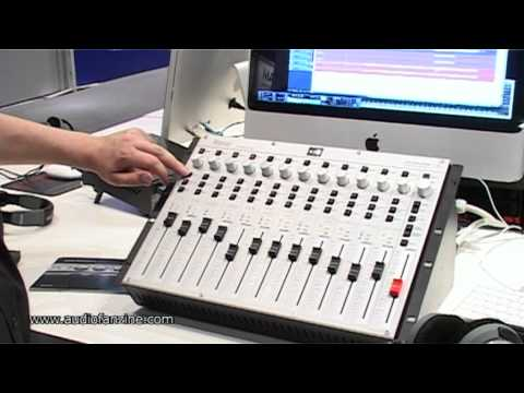 SPL NEOS video demo [Musikmesse 2011]