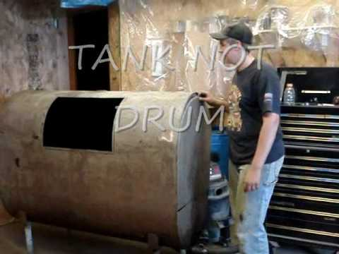 Building a Sandblasting Cabinet
