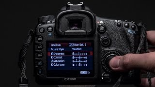 Canon 7D for filmmaking: Setup Guide & Overview