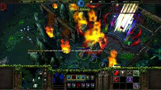 WarCraft 3: Reign of Chaos part 75 Finale - The Last Guardian, Twilight of the Gods