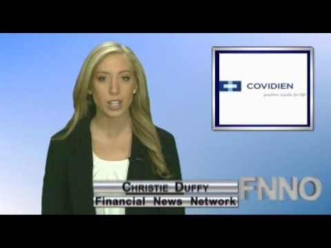 """Covidien Reports """"Solid Performance"""" In Q4 As Sales Rise 3.1%"""