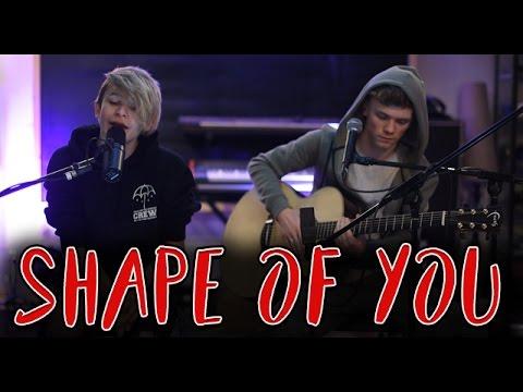 Ed Sheeran - Shape Of You (Bars and Melody Cover)