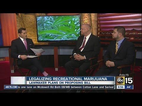 Debate over legalizing recreational marijuana
