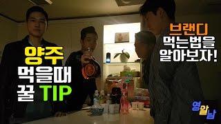 브랜디, 꼬냑 먹는법 한 방에 정리! (Feat 양주 고를 때 꿀팁)