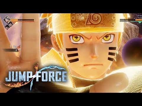 Jump Force - Official Gameplay Trailer | E3 2018