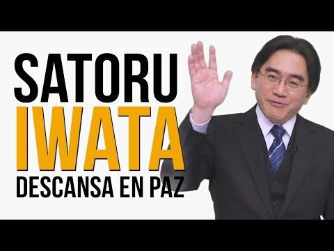 Juegos-Descansa en paz, Satoru Iwata, Presidente de Nintendo