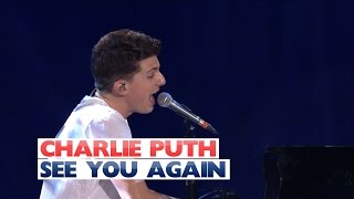 download lagu Charlie Puth - 'see You Again' Live At Jingle gratis