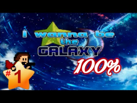 I Wanna Be The Galaxy - 100% Playthrough - Part 1