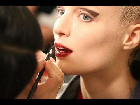 Maquillaje pasarela Primavera-Verano 2013 ARMANI PRIVÉ