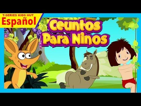 cuentos en español para niños - historias para dormir    cuentos infantiles en español