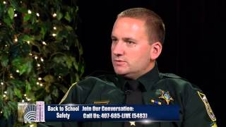Orange County Live -  Back To School Safety Part 2