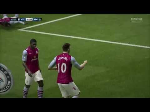 [FIFA15/XBOX ONE] Andreas Weimann's Long-range Stunner