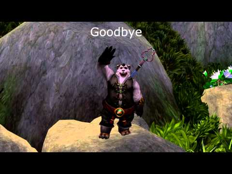 Pandaren Male Vocal Emotes