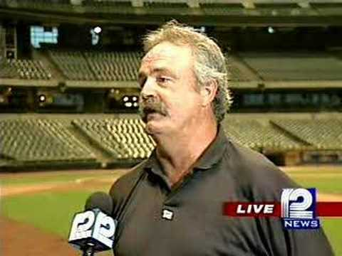 Gorman Thomas Talks About Milwaukee Brewers Playoff Chances Video
